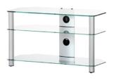 """Sonorous NEO 390-C-SLV TV-Tisch für 40"""" Fernseher -"""