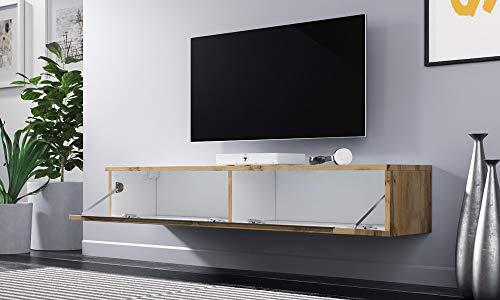 Swift Fernsehschranktv Lowboard In Holzoptik Wotan Eiche