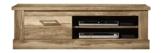 trendteam MT31660 TV Möbel Lowboard Nussbaum satin Nachbildung, BxHxT 146x45x52 cm -