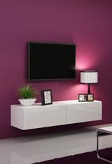 TV Lowboards hängend • online kaufen • Lowboards24.de