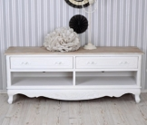 TV SIDEBOARD LANDHAUSSTIL NOSTALGIE IM ANTIK-LOOK PALAZZO EXCLUSIV -